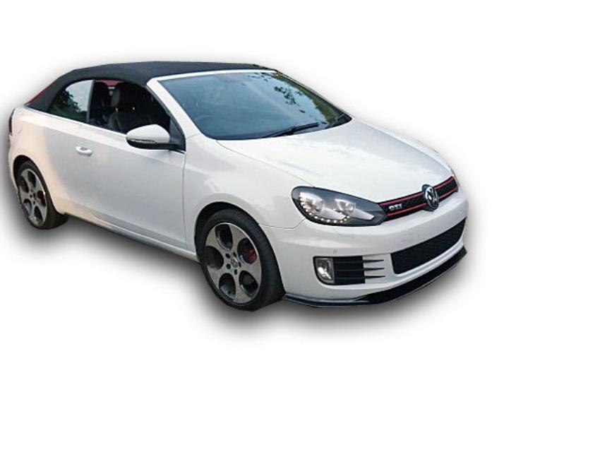 2014 VW GOLF 6  Gti cabriolet