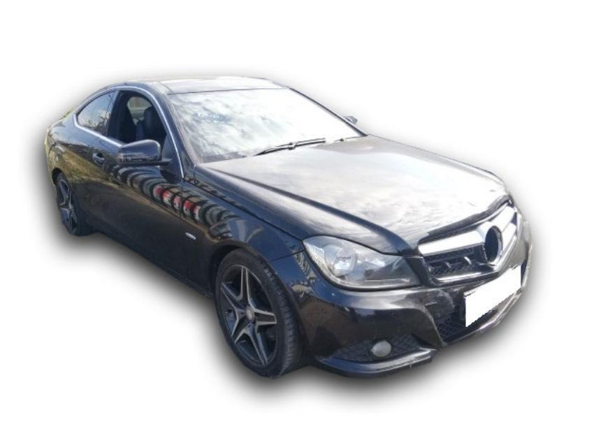 2011 MERCEDES BENZ C CLASS  C350 BE COUPE