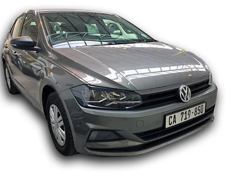 2018 VW  Polo 1.0L Tsi Trendline