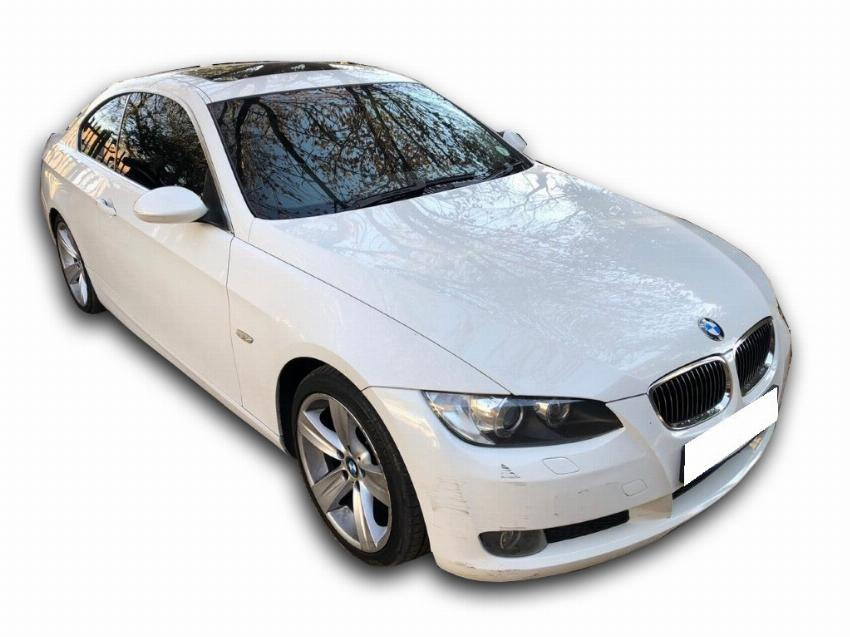 2007 BMW 3 SERIES  325i coupe