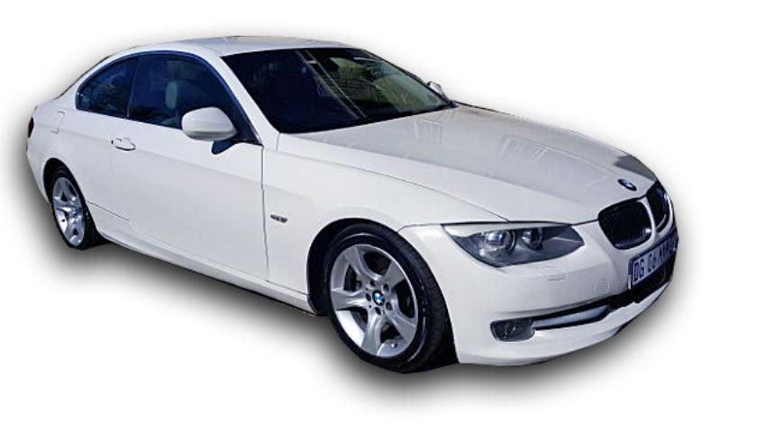 2013 BMW 3 SERIES  325i E92