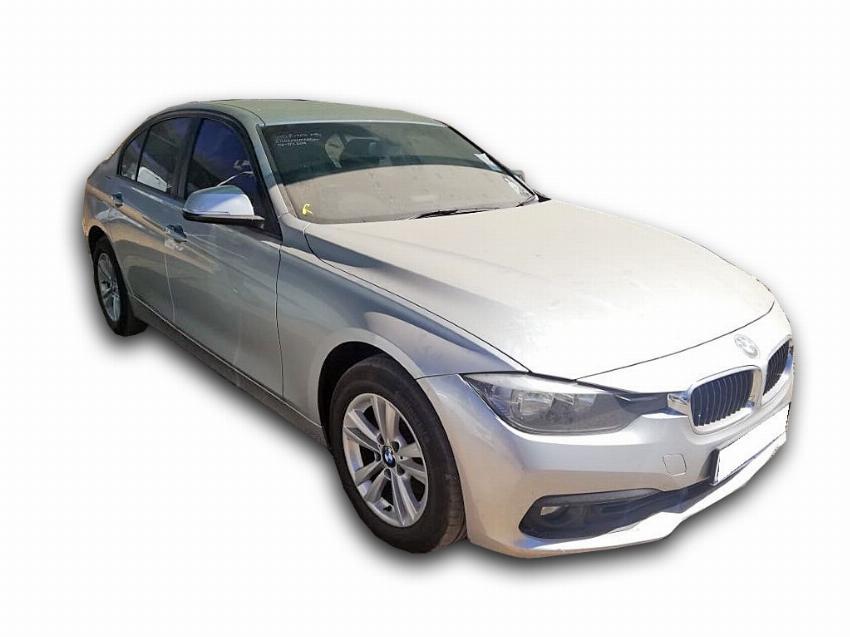 2016 BMW 3 SERIES  320D A/T (F30)