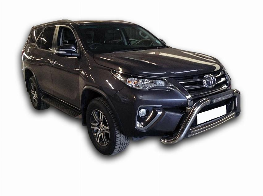 2016 TOYOTA  Fortuner 2.4 GD-6 RB A/T