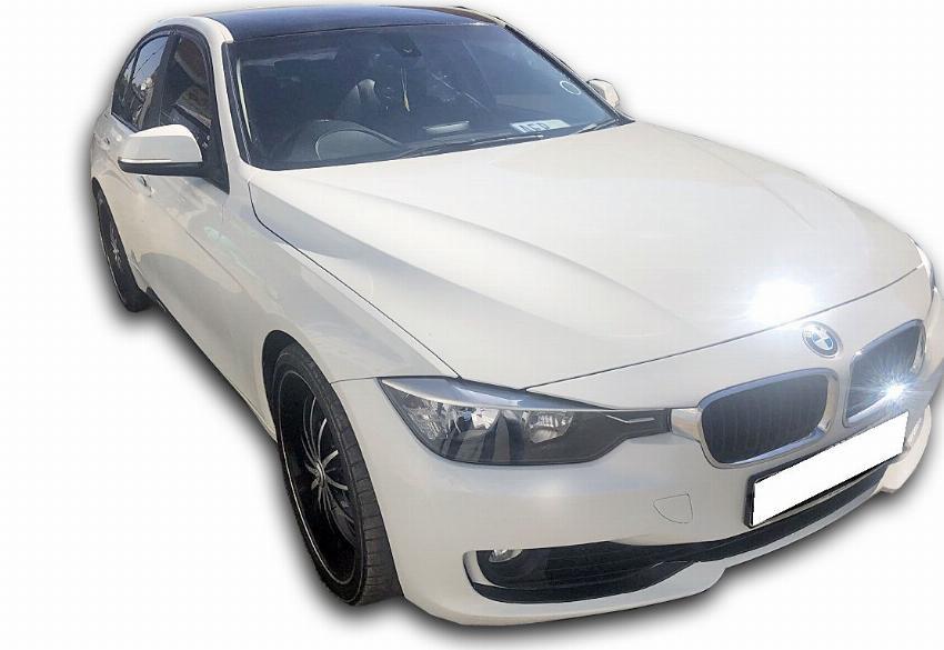 2013 BMW 3 SERIES  335i sport line